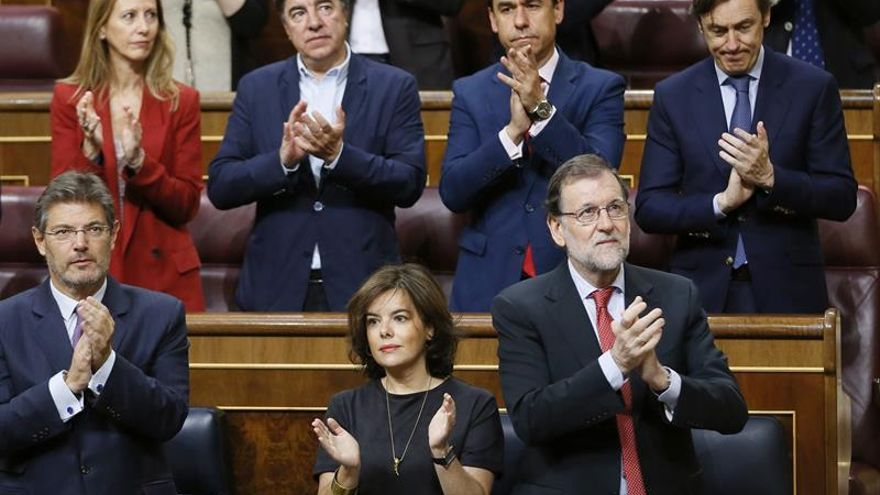 Rajoy dice que quien defienda libertad debe recordar a Blanco como un símbolo
