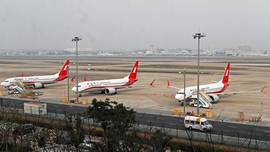 China, todavía sin planes para volver a autorizar vuelos del Boeing 737 MAX