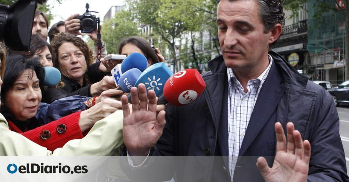Juicio A La Visita Del Papa A València El Saqueo De Gürtel En Canal 9 Para Repartir Mordidas Y Regalar Coches Y Trajes A Políticos Del Pp Y Periodistas