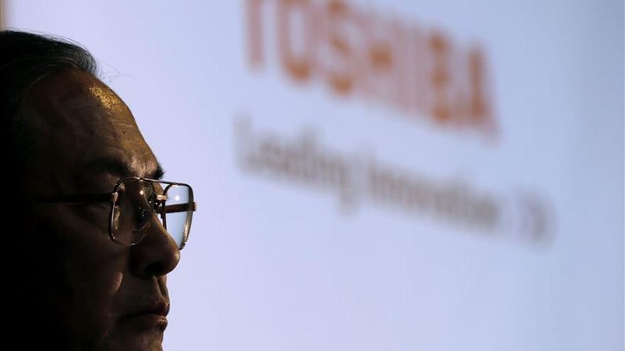 Imponen una multa récord a Toshiba por su fraude contable multimillonario