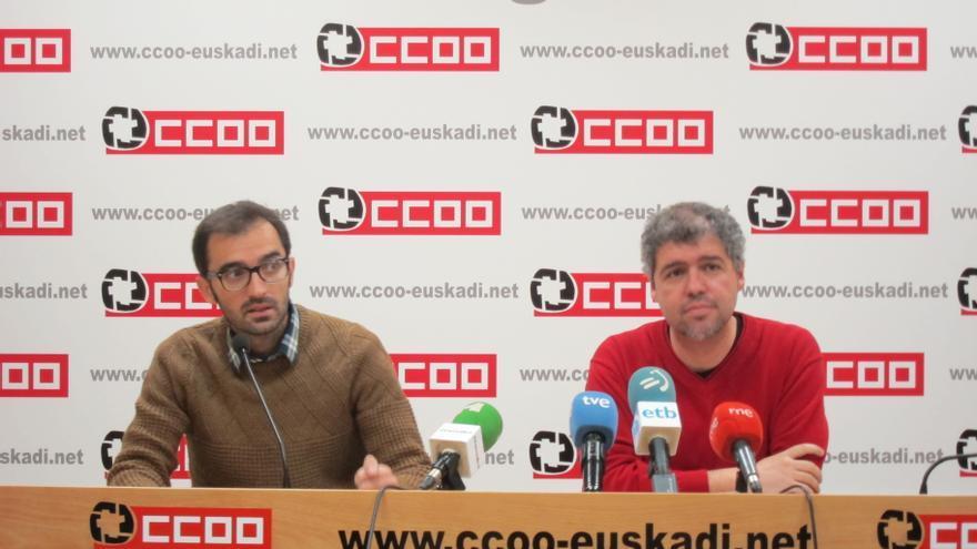 CCOO Euskadi pide a Gobierno vasco que las medidas que tome para ayudar a Fagor tengan en cuenta a empresas proveedoras
