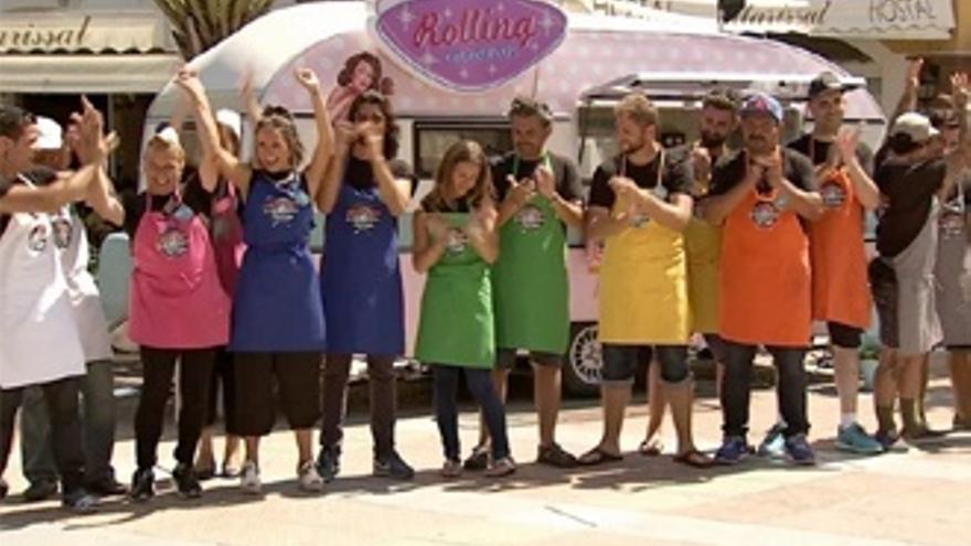 Los 7 finalistas de 'Cocineros al volante': ¿volverá a ganar Carlos de 'Masterchef'?