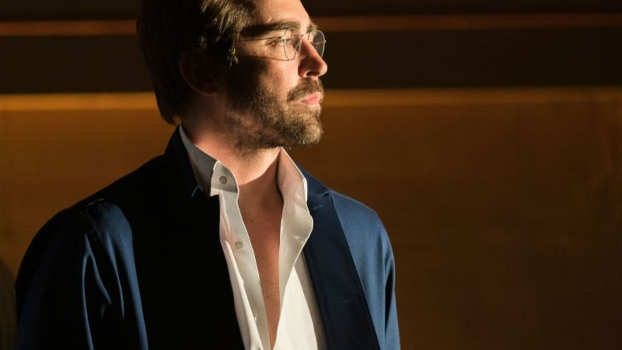 Halt & catch fire: joe disfrazado de Steve Jobs