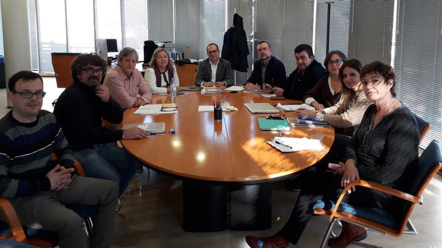 El Consejo Rector de la Corporació Valenciana de Mitjans de Comunicació.