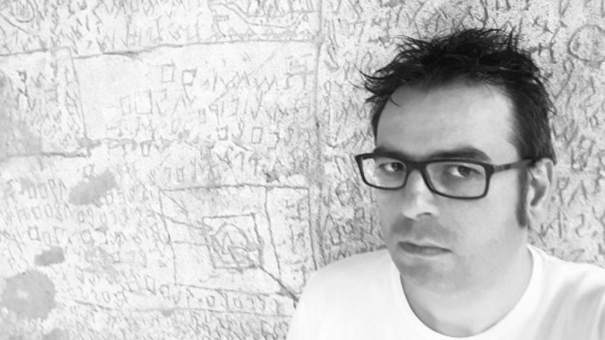 Raúl Quinto, autor de 'La Canción de NOF4'