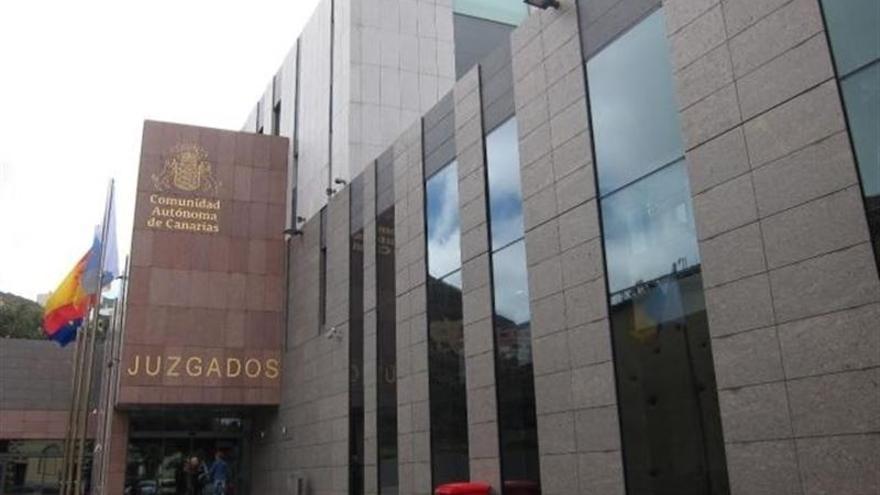 Edificio de los Juzgados de La Laguna.