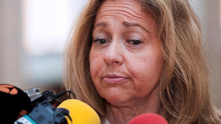 La exfiscal general Consuelo Madrigal, preocupada por la imagen de Fiscalía
