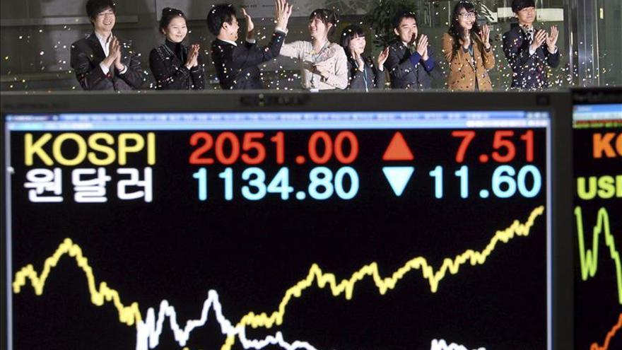 El superávit comercial surcoreano alcanza 7.500 millones en octubre