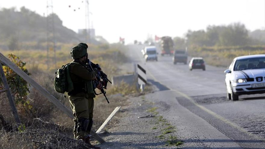 Controlados los incendios en Israel y Cisjordania