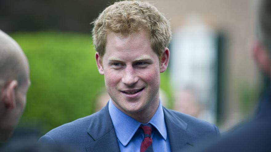 El príncipe Enrique reaparecerá en los Paralímpicos tras sus fotos desnudo