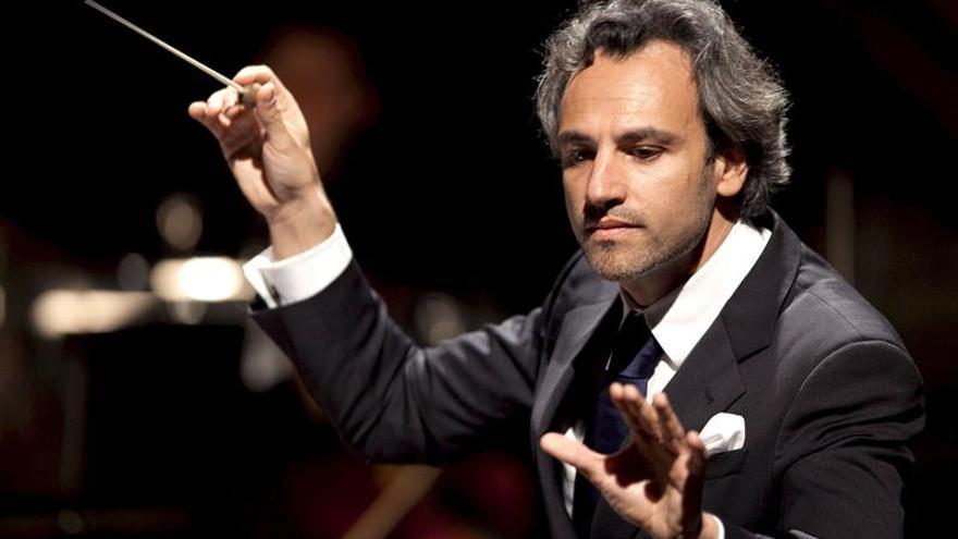 Pedro Halffter regresa con Mozart al Teatro Verdi tras el éxito de su debut