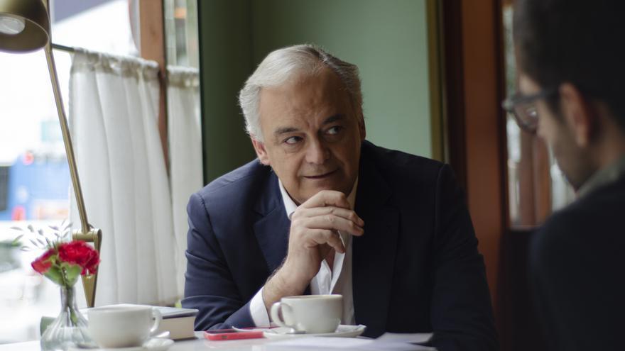 Esteban González Pons, portavoz del Partido Popular en el Parlamento Europeo