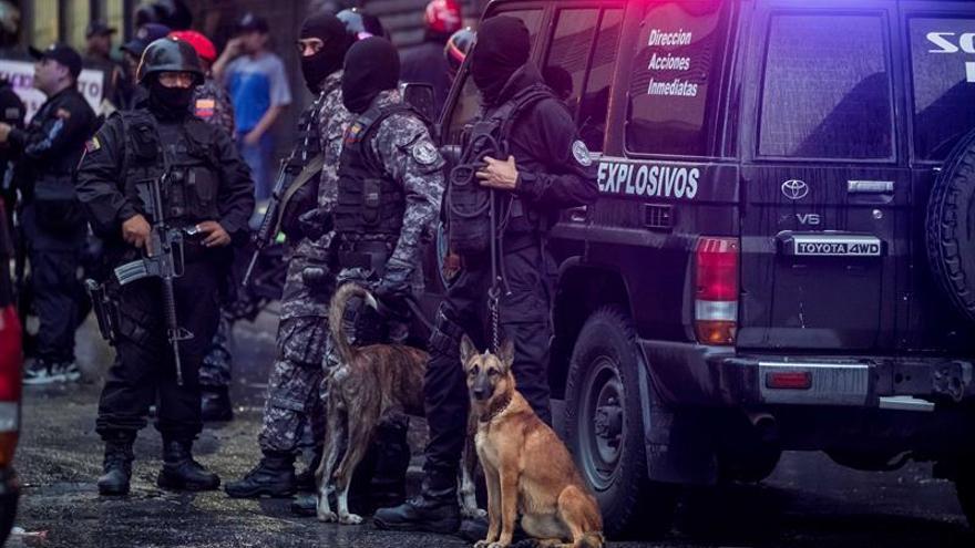 EE.UU. niega su implicación en el presunto ataque contra Nicolás Maduro