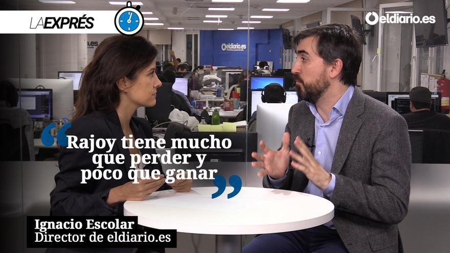 Ignacio Escolar analiza qué se juegan los dos candidatos en el  debate de esta noche