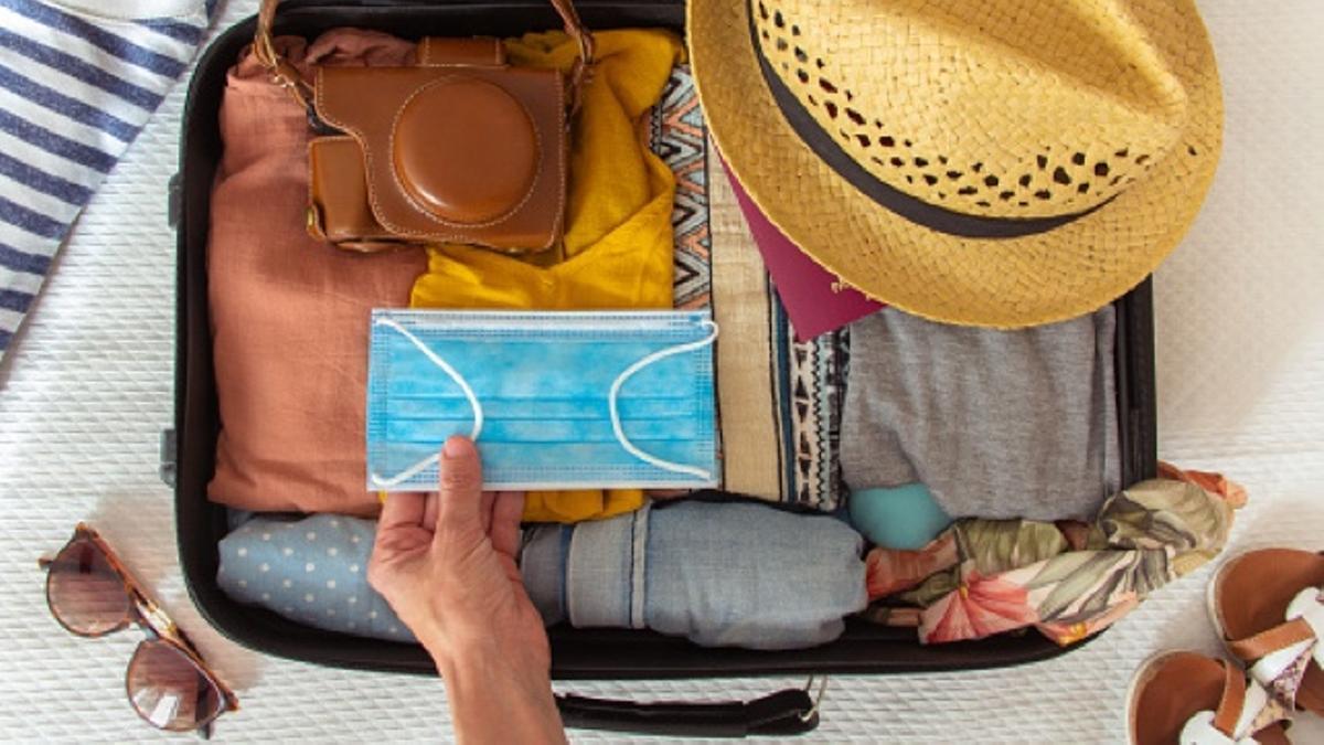 Preparando la maleta para las vacaciones