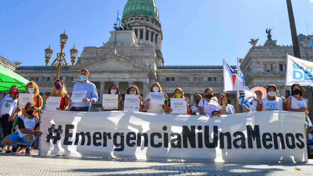 Un total de 142 femicidios, entre ellos 19 vinculados y 5 travesticidios, se registró en lo que va del año en la Argentina