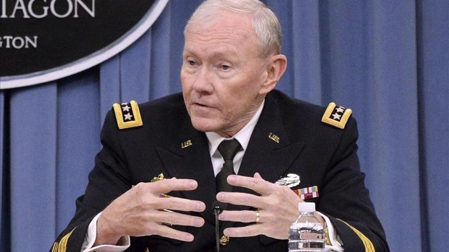 "El general Martin Dempsey: ""Somos muy vulnerables a un ataque cibernético"""
