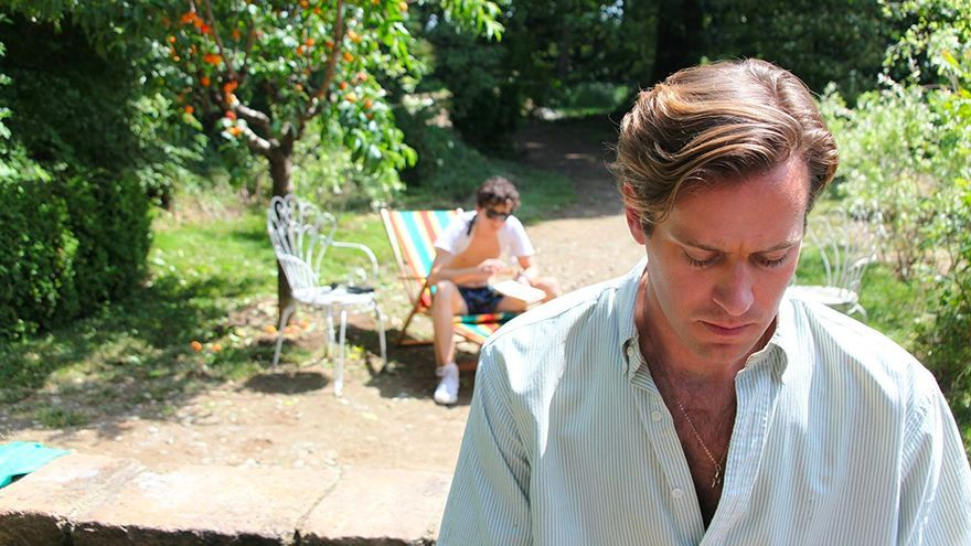 Fotograma de la película 'Call me by your name', de Luca Guadagnino