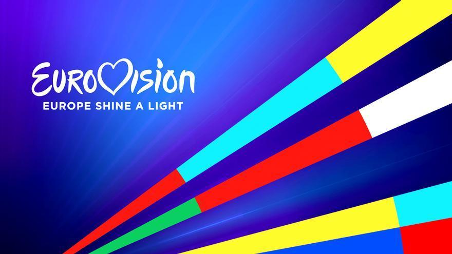 Logotipo de 'Eurovision: Shine a Light'