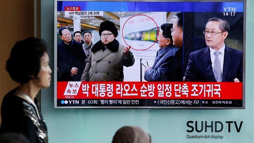 Corea del Norte insta a Estados Unidos a reconocerle como potencia nuclear