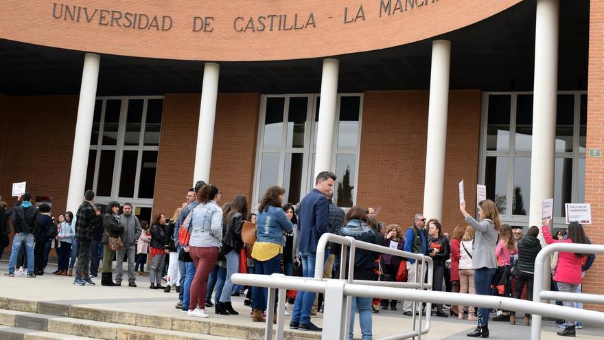 La Universidad de Castilla-La Mancha suspende toda la actividad docente presencial en sus campus por el coronavirus