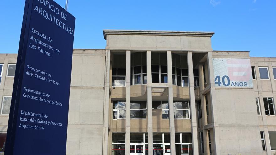 Escuela de Arquitectura de la ULPGC (ALEJANDRO RAMOS)
