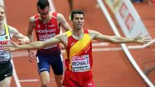 Adel Mechaal gana el oro europeo de los 3.000 metros