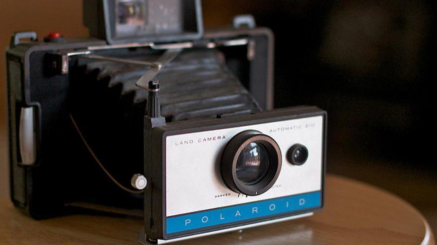 Una Polaroid vieja