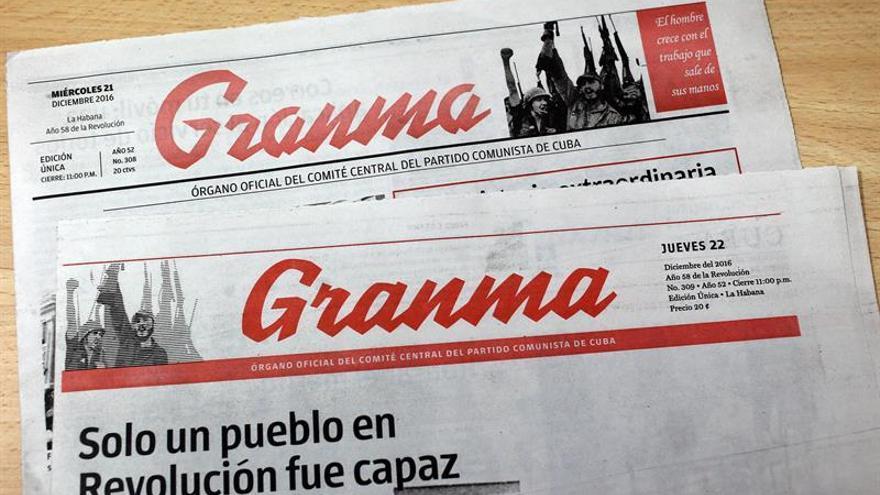 """El diario Granma estrena diseño para """"entrar por los ojos"""" sin perder su esencia"""