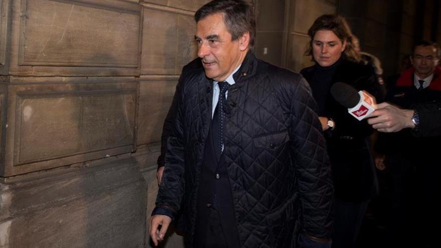 Comienza el duelo a dos entre Fillon y Juppé por ser el candidato de derechas
