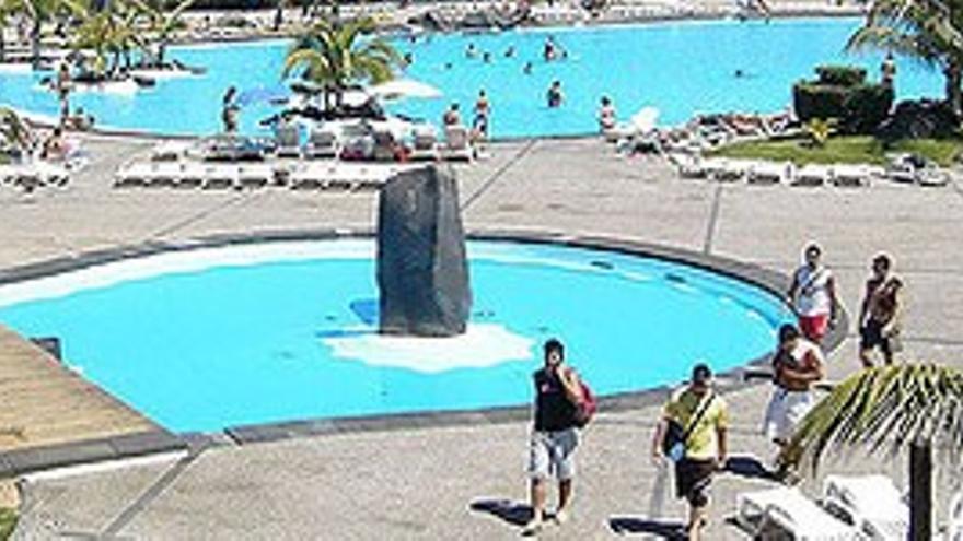Parque Marítimo. (CANARIAS AHORA)
