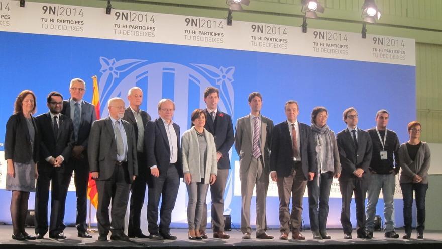 Ocho diputados europeos invitados por el Govern observarán el proceso participativo