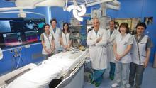 La CUN implanta el primer marcapasos sin cables en Navarra