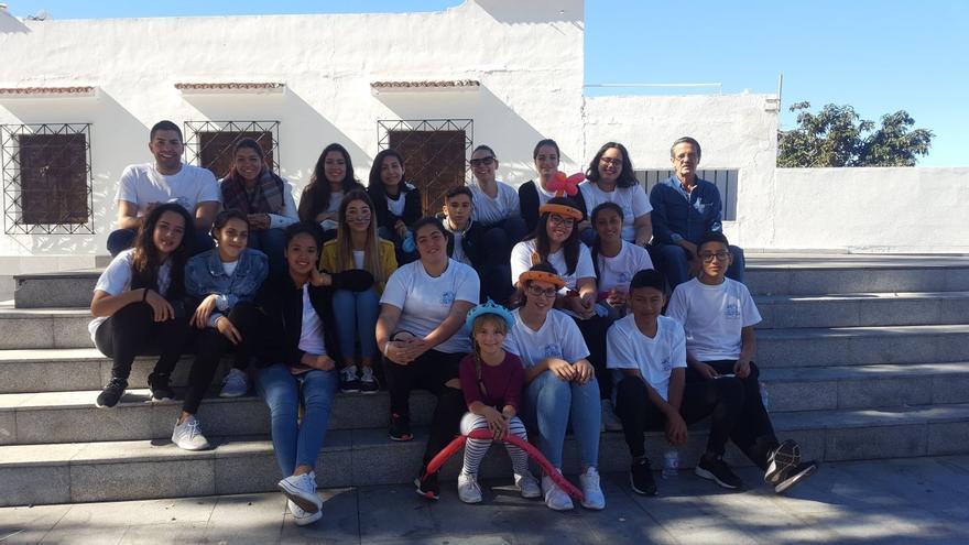 Voluntariado asociación Amador de El Hierro