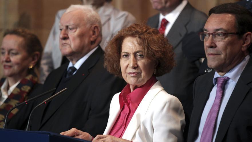 La directora de la Real Academia de la Historia / EFE