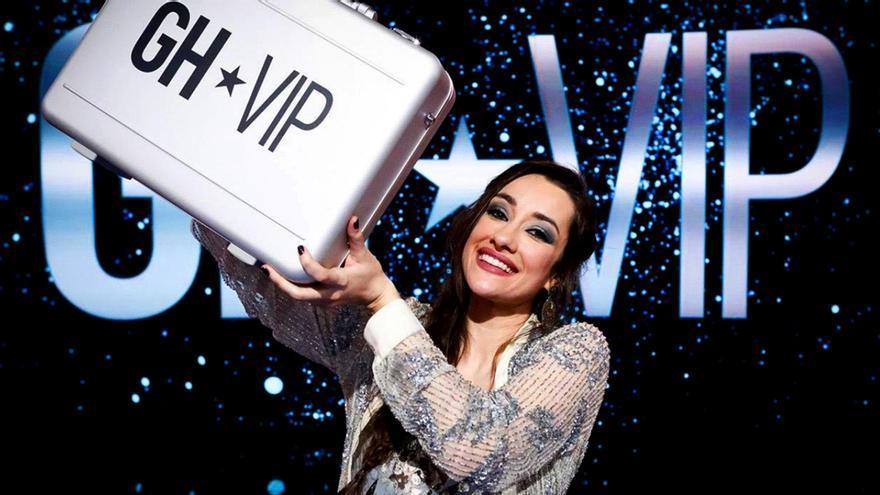 Adara Molinero gana 'GH VIP 7' tras ser su protagonista absoluta