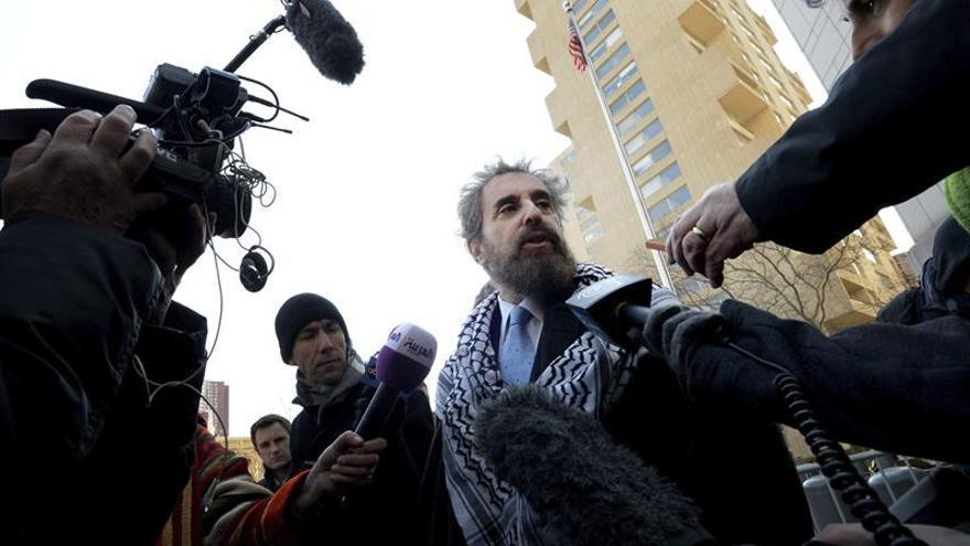 Un tribunal de apelaciones ratifica la condena por terrorismo del yerno de Bin Laden