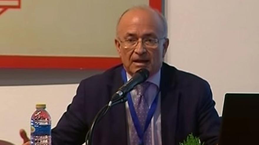 Vicente Magro Servet, exsenador del PP y magistrado de la Audiencia Provincial de Madrid.