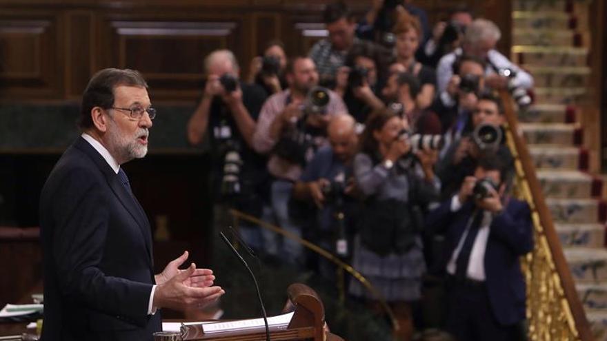 Cataluña y los incendios, ejes de la sesión de control hoy en el Congreso
