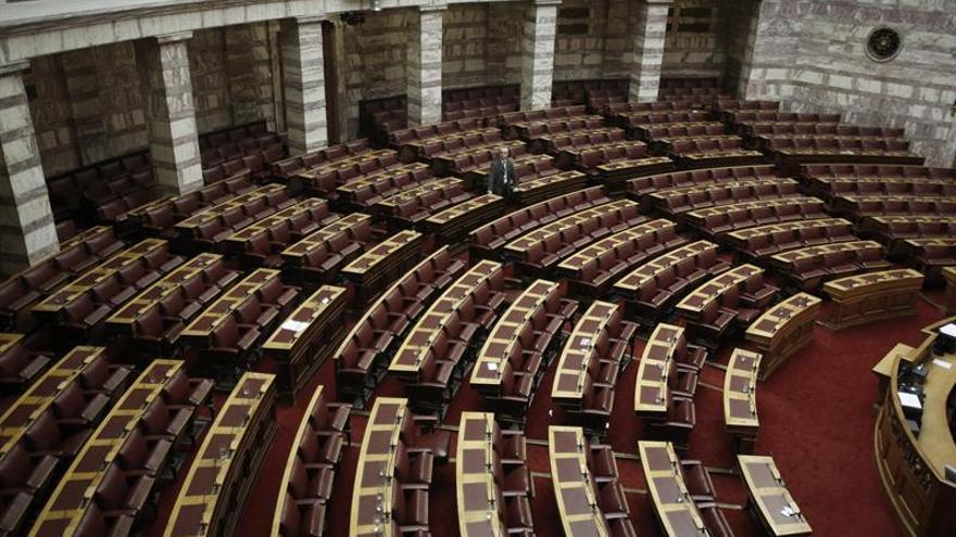 El Parlamento griego vota hoy la reforma electoral que elimina el bonus de los 50 escaños