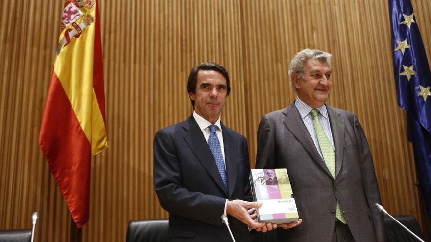 """Posada ve """"muy bueno"""" que Aznar aclare que no va """"contra nadie"""" y dice que el expresidente no se ha """"enfadado"""" con él"""