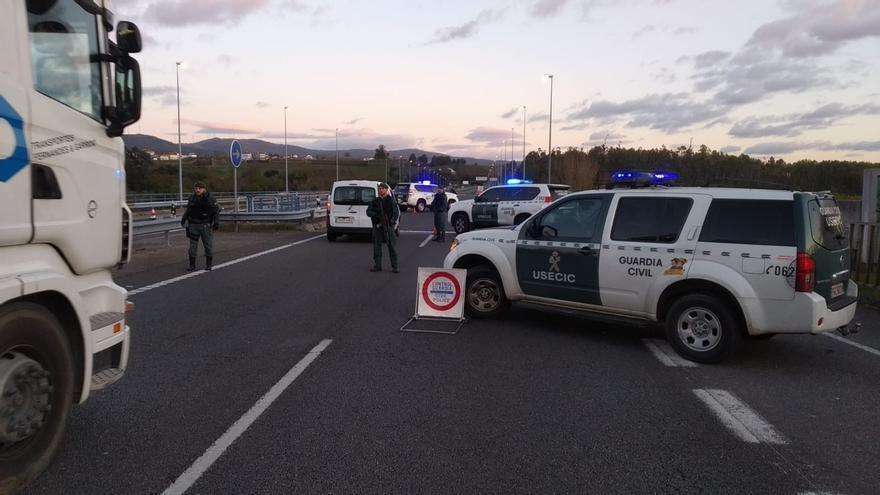 Tráfico intensifica los controles en los accesos a Cantabria con motivo de la Semana Santa