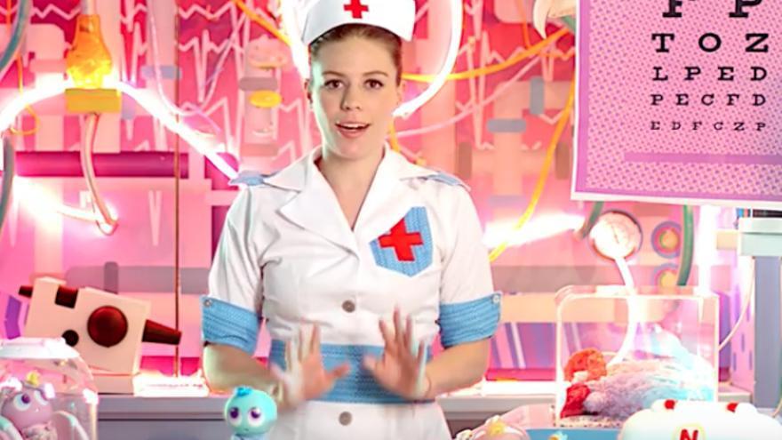 Imagen de uno de los vídeos de los Ksi-Meritos.