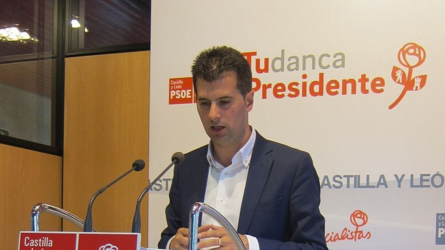 PSOE de CyL cree que es el tiempo de la mejor política, la del diálogo y el consenso, y niega intromisiones de Díaz
