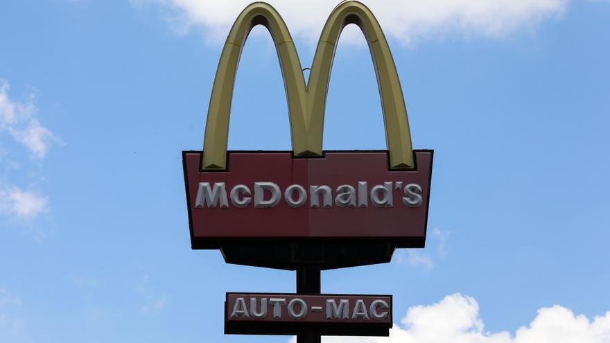 McDonald's aumenta un 39 % su beneficio hasta marzo y supera las ventas de 2019