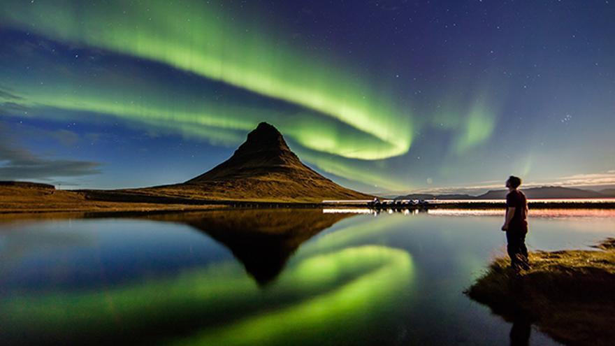 Islandia, destinos de moda para viajar en 2018