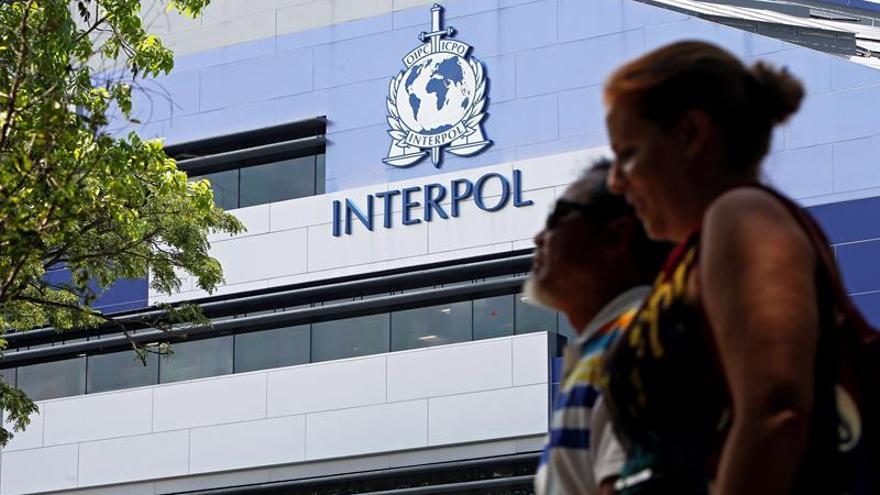 La Interpol detiene los trámites de ingreso de Palestina, Kosovo y Salomón