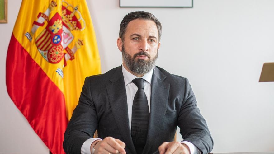 """Abascal, sobre si la denuncia del PSOE tiene recorrido: """"Cinco kilómetros, los que hay desde la Fiscalía a Moncloa"""""""