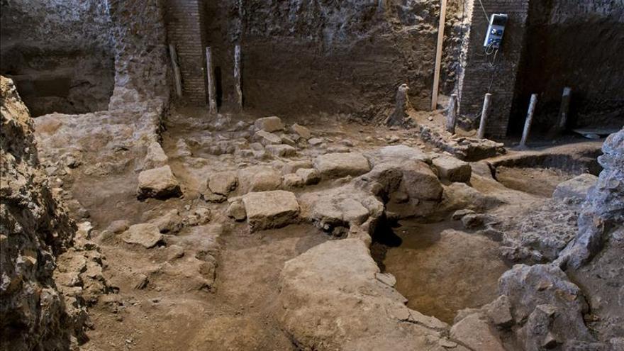 Las ruinas halladas en Roma replantean la estructura de la capital del imperio
