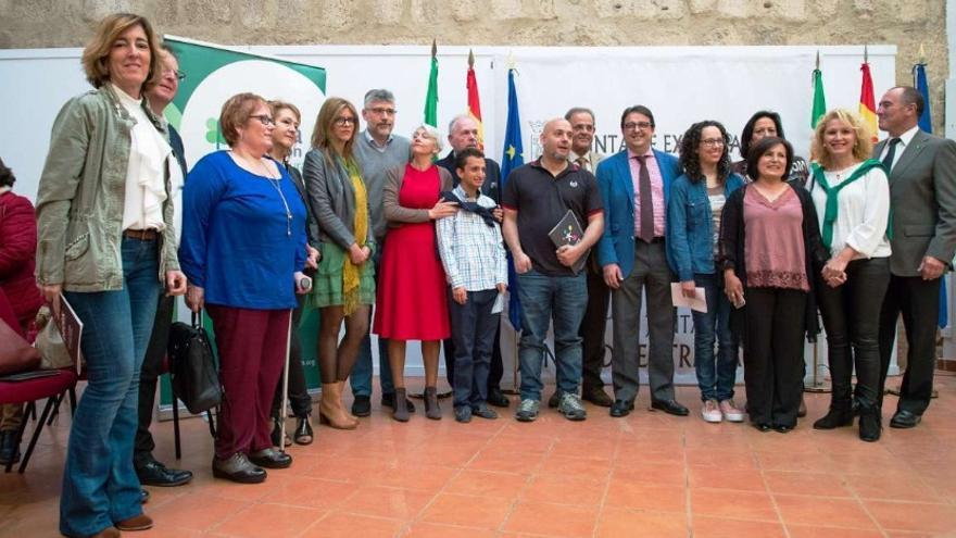 Presentación en Mérida de la Oficina Técnica de Accesibilidad Cognitiva y Lectura Fácil de Extremadura (OACEX)
